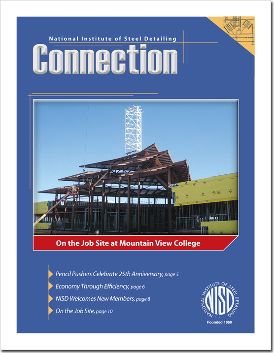 National Institute of Steel Detailing - Newsletter