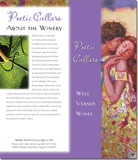 Poetic Cellars - General Brochure (Outside)