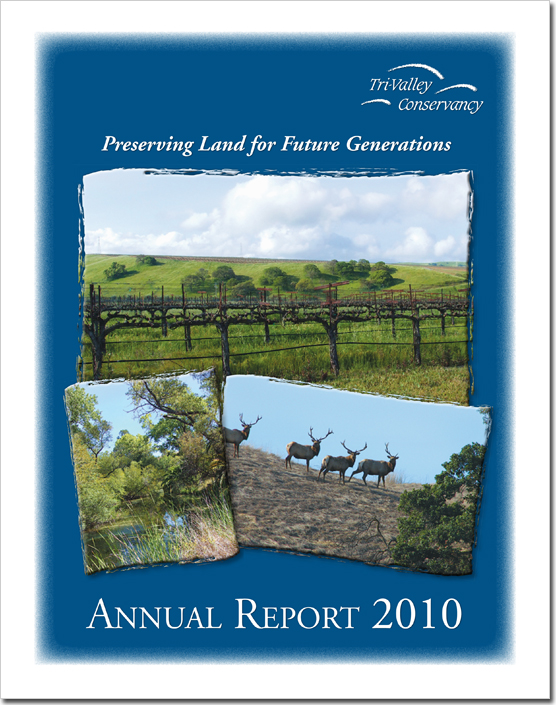 Tri-Valley Conservancy - Annual Report
