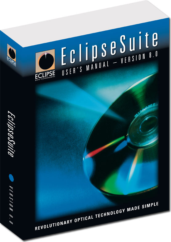 Eclipse Data Technologies - EclipseSuite 8.0 User's Manual