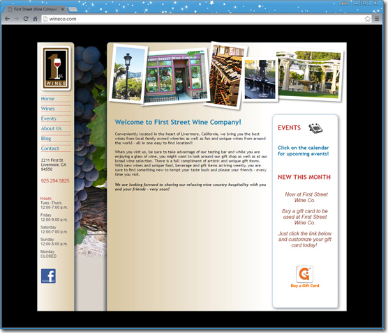 "<a href=""http://wineco.com/"" rel=""noopener"" target=""_blank"">First Street Wine Company - Website</a>"