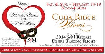 Cuda Ridge Valentines Ad