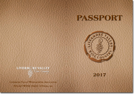 Livermore Winegrowers Association Passport (Outside)